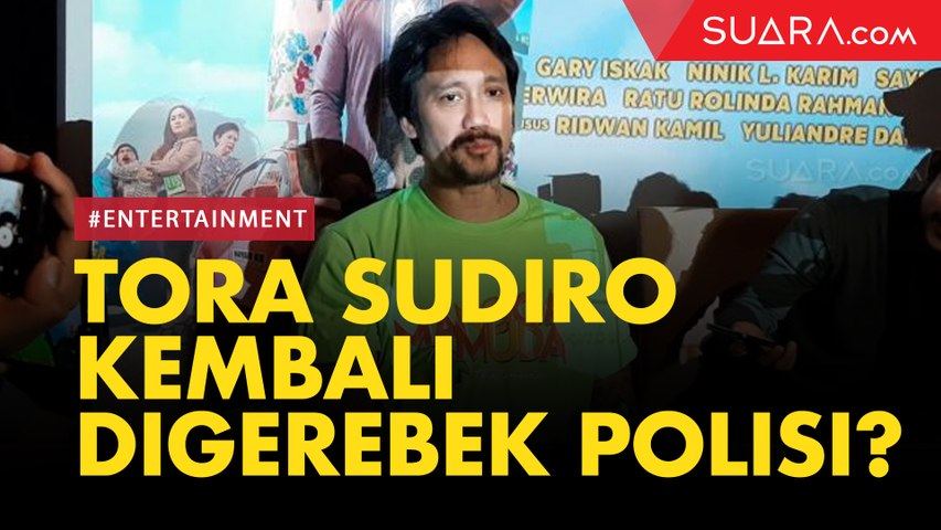 Tora Sudiro Kembali Digerebek Polisi?