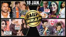 Saif DISLIKES Sara's Love Aaj Kal, Priyanka On MALE Domination, Sara Kartik's DATE | Top 10 News