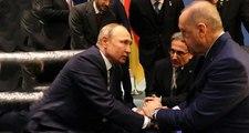 Dünyanın merakla takip ettiği Berlin'de düzenlenen Libya konferansından dikkat çeken kareler