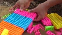 Build Construction Bridge Blocks Toys For Children Construction Vehicles For Kids And Babies