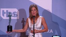 Jennifer Aniston | Backstage at the Screen Actors Guild Awards 2020