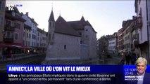 Et la ville où l'on vit le mieux en France est...