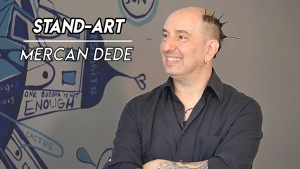 Mercan Dede | STAND-ART