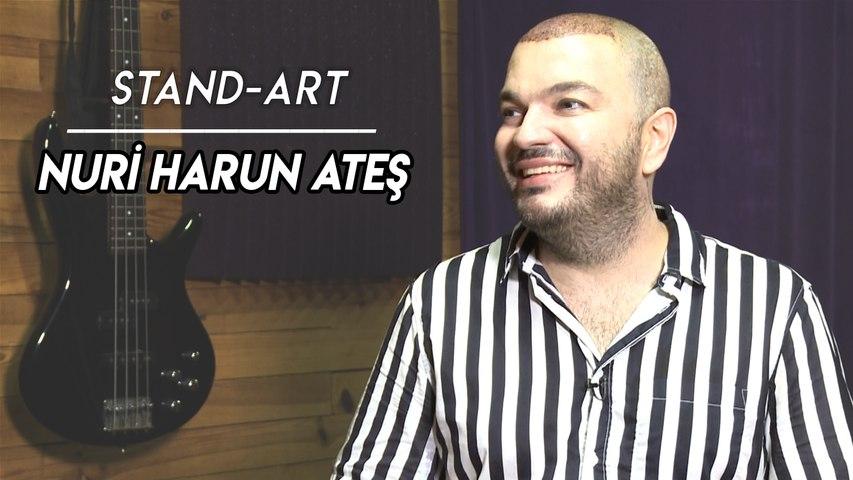 Nuri Harun Ateş    STAND-ART