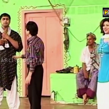 Best Of Hina Shaheen and Zafri Khan Stage Drama Full Comedy Funny Clip