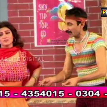 Best Of Iftekhar Thakur and Hina Shaheen Stage Drama Full Funny Comedy Clip