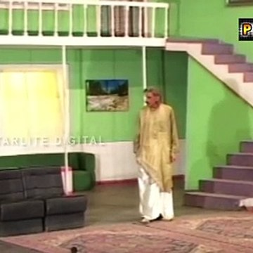 Best Of Iftekhar Thakur and Sajan Abbas New Full Comedy Funny Clip