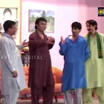 Best Of Iftekhar Thakur and Sajan Abbas Stage Drama Full Comedy Clip