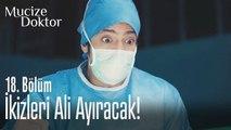 İkizleri Ali ayıracak! - Mucize Doktor 18. Bölüm