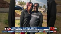 Bakersfield family grieving after loved one died at Bakersfield Memorial Hospital