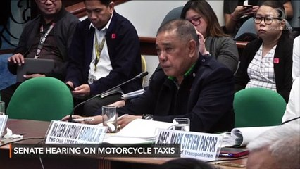 Poe to motorcycle taxi TWG: Expect more lawsuits