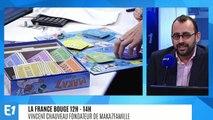 La France bouge : Vincent Chauveau fondateur de Maka7famille, jeu de société sur l'héritage