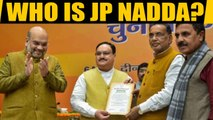 P Nadda takes charge: Know how he rose through the BJP ranks| OneIndia News