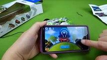TONOR Wall Climbing RC Remote Control Car IOS Android APP Bluetooth Remote Control Racing Car Toys