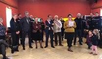 Cérémonie des vœux à Villemoiron-en-Othe