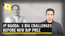 'Crown of Thorns': 3 Big Challenges Await JP Nadda as New BJP Prez