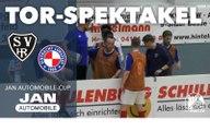 Torreiches Finale im Jan Automobile Cup | SV Halstenbek-Rellingen – Eintracht Lokstedt (Finale, Jan Automobile Cup) | Präsentiert von Jan Automobile