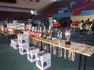 Coupe de la fête du printemps 2020 :   Apothéose de la compétition de Badminton