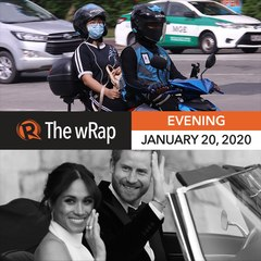 Motorcycle taxi pilot run ends | Evening wRap