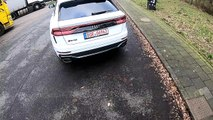 303 km/h en Audi RS Q8