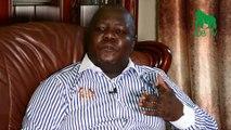 DIGNE ELVIS TSALISSAN OKOMBI : L'UMP existe toujours, le retrait de notre récépissé est arbitraire