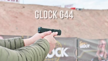 First Look: The Glock G44 Rimfire