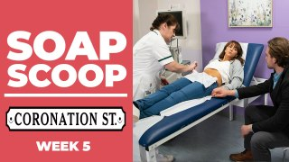 Coronation Street Soap Scoop - Tragedy for Maria