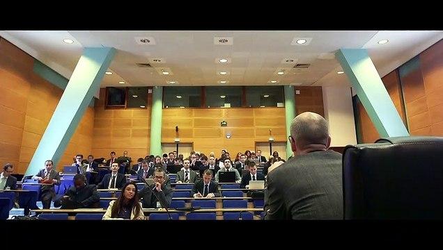 Film institutionnel de l'ENSP
