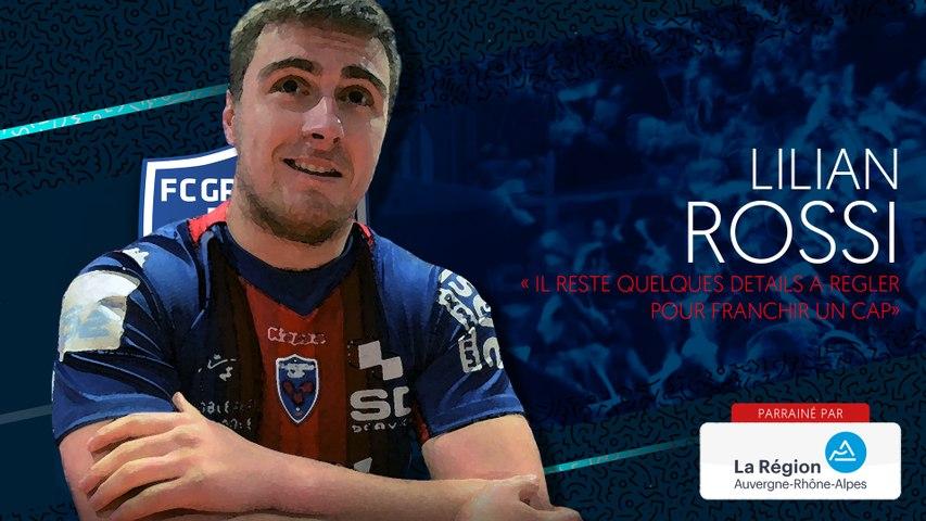 """Rugby : Video - Lilian Rossi """"il reste quelques détails à régler pour franchir un cap"""""""