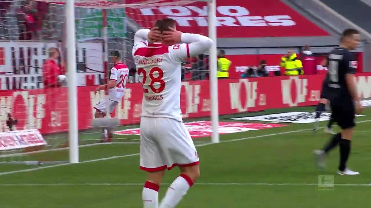 Fortuna Düsseldorf - Werder Bremen (0-1) - Maç Özeti - Bundesliga 2019/20