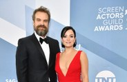 David Harbour gushes over 'hot' girlfriend Lily Allen