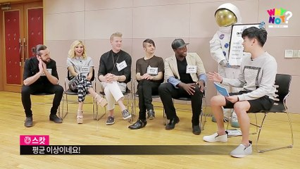 [와이낫] 펜타토닉스를 만나다 l Pentatonix Interview in Seoul X Eric Nam