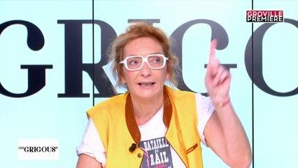 Les Grigous avec Corinne Masiero - Groland - CANAL+