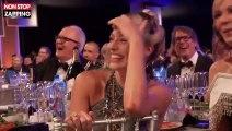 SAG Awards – Brad Pitt : Son discours plein d'humour et d'autodérision (Vidéo)