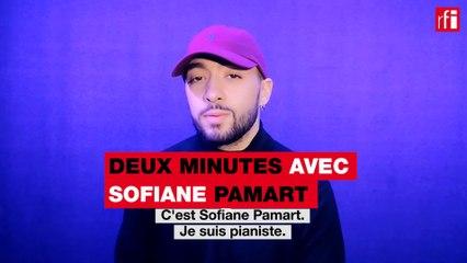 Deux minutes avec Sofiane Pamart