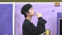 [IDOL RADIO] JIN YOUNG&BX take a drink ad♡♡