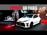 A la rencontre de la Toyota GR Yaris (2020)