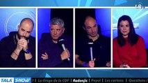 Talk Show du 20/01, partie 3 : est-ce que Radonjic est de retour ?