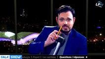 Talk Show du 20/01, partie 6 : questions / réponses
