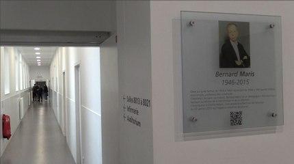 Le lycée Fermat baptise un des bâtiments du nom de Bernard Maris