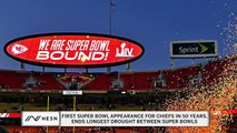 Super Bowl LIV Chiefs Vs. 49ers Fun Facts