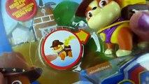 Paw Patrol Cowboy Pups Toys, Magic Pup House Marshall and Skye, Jungle Pups and Super Hero Pups Toys-