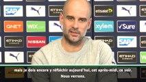 """Man City - Guardiola : """"Laporte va de mieux en mieux"""""""