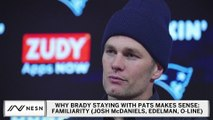 Tom Brady To Patriots? Why QB Makes (And Doesn't Make) Sense For New England