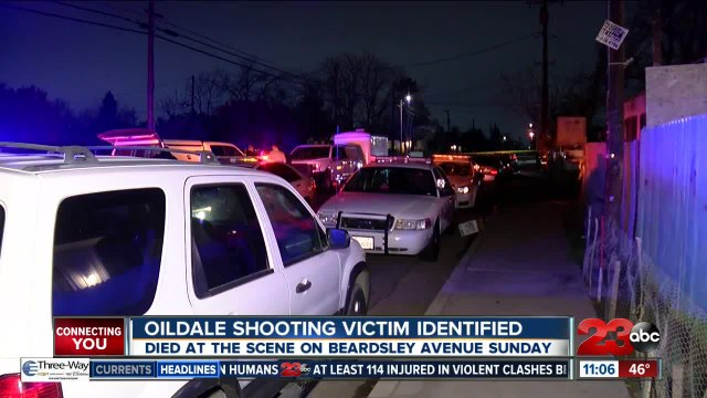 Oildale shooting victim identified