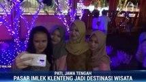 Pasar Imlek di Klenteng Hok Tik Bio Jadi Destinasi Wisata