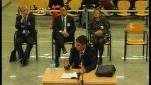 Primer día del juicio a Josep Lluis Trapero en la Audiencia Nacional