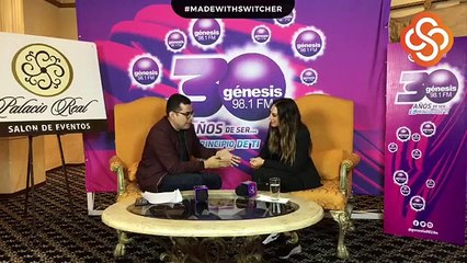 Mónica Naranjo - Entrevista Genesis 98.1 FM - 20.01.20