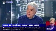 Bernard Tapie annonce son retour sur les planches le 9 mai prochain