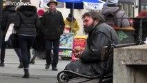 Ungheria: congelati e criminalizzati